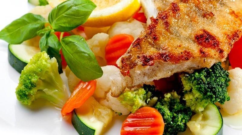 Рыбка к ужину