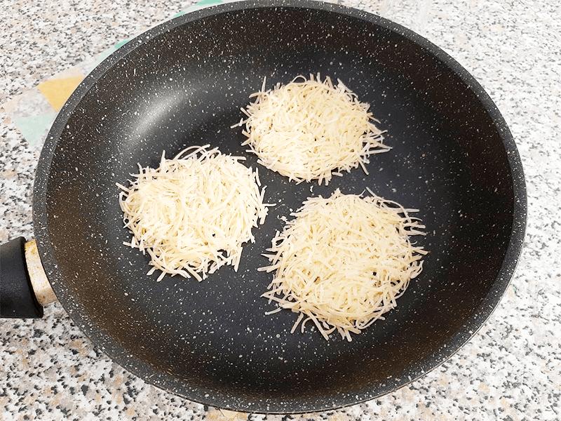сырные тарталетки как приготовить