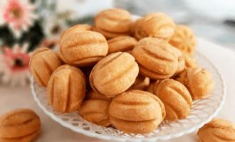 """Печенье """"Орешки"""" - 1001 рецепт"""